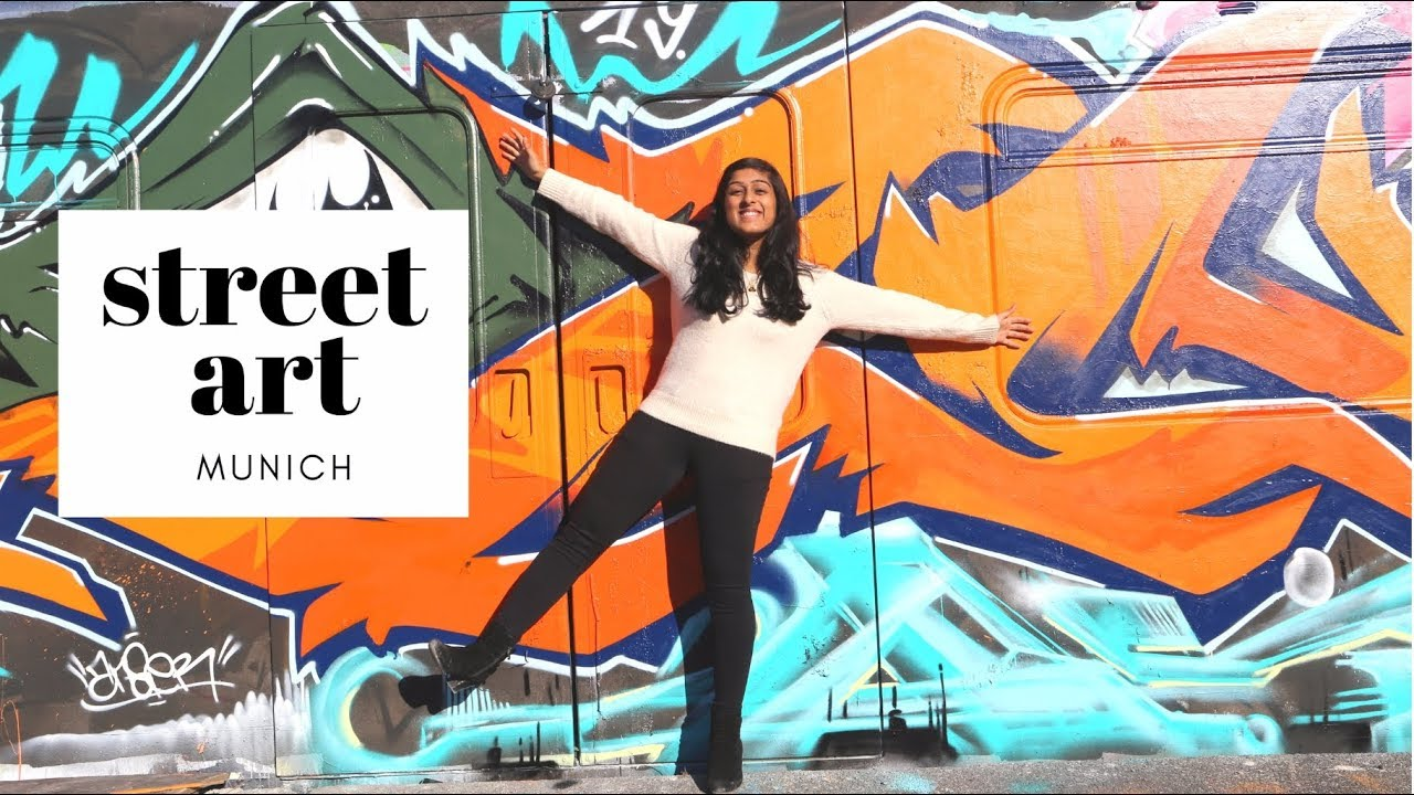 Street art and graffiti spots you never knew existed in munich