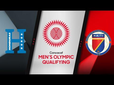 HIGHLIGHTS | Honduras v Haiti - CONCACAF Men's Olympic Qualifiers