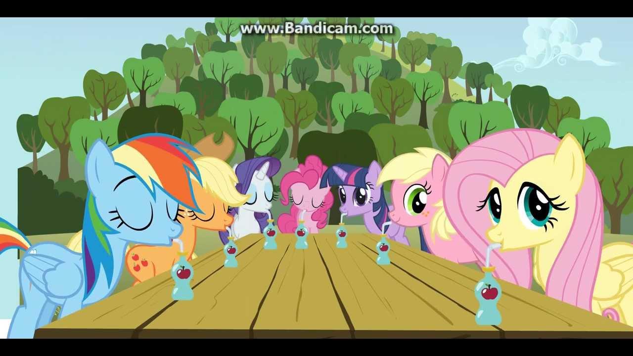 понивиль фото пони