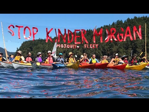 Indigenous Activists Fight the 'Standing Rock of the North'