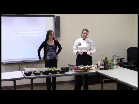 Tips on Eating Healthy Seminar - Transportation Building