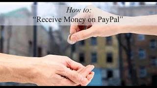 How Can I Receive Money on PayPal