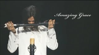 """Amazing Grace"" Mark Akixa - Native American Flute"