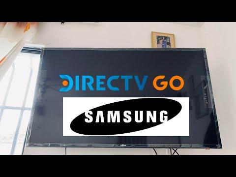 Configurar DIRECTV GO En Tu  SMART-TV SAMSUNG