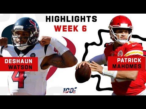 Deshaun Watson vs. Patrick Mahomes   NFL 2019 Highlights