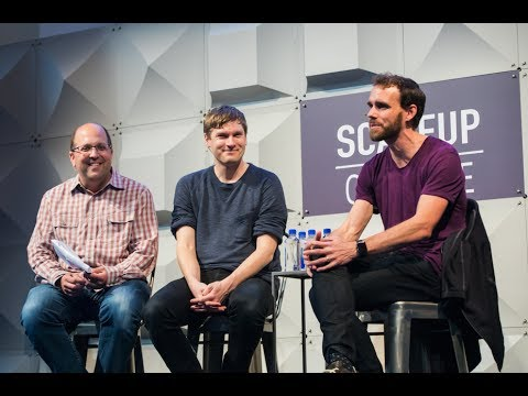 Growth Panel with Gustaf Alströmer and Ed Baker, moderated by Josh Elman | The Scaleup Offsite 2017