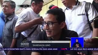 Dalam Kunjungannya Di Solo,Sandiaga Uno Jadi Buruan Objek Foto Warga-NET12