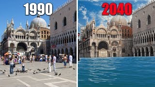 AMAZING Places That Will DISAPPEAR Soon!