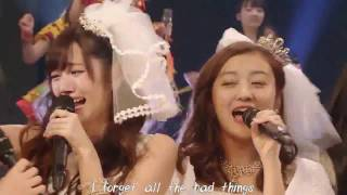 °C-ute & Hello! Project- Ganbacchae! (English Subbed)