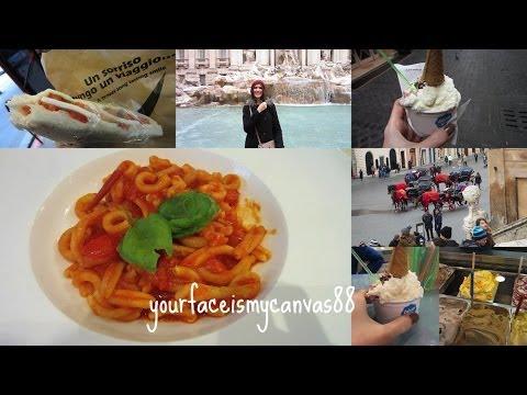 İlk Roma vlogumu izlemek için buraya tıklayın: http://www.youtube.com/watch?v=VkSAAANJOnM.
