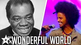 AMAZING SINGING IMPERSONATOR on SA's Got Talent 2017