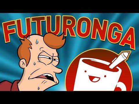 Knock-Off Futurama Characters