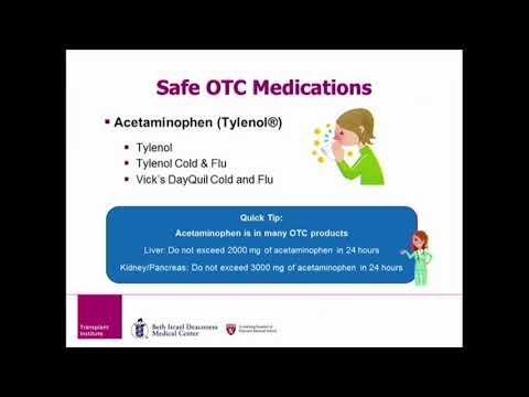 Transplant Medication: Part Four