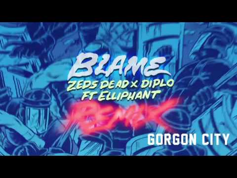 Zeds Dead x Diplo - Blame ft. Elliphant (Gorgon City Remix)