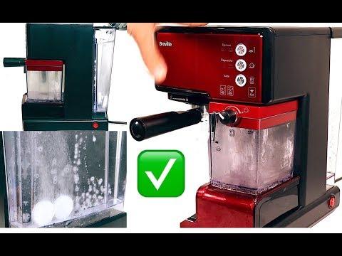 Breville Prima Latte Espressomaschine Entkalken | Anleitung