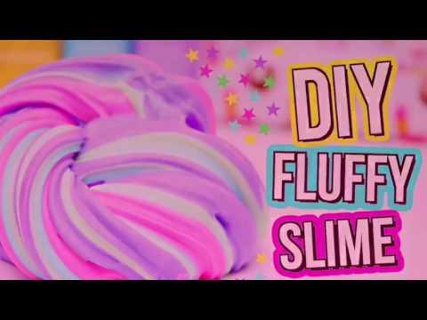 fluffy slime selber machen buzzpls com. Black Bedroom Furniture Sets. Home Design Ideas