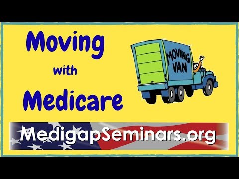 Moving with Medicare  (What you need to know)