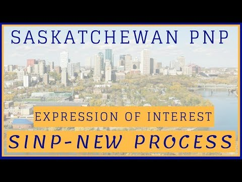 🇨🇦 SINP - Saskatchewan PNP- All You Need To Know!