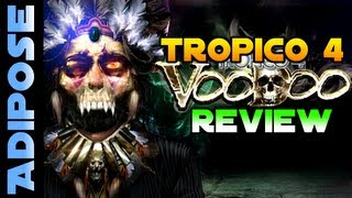 Tropico 4 Voodoo DLC Review