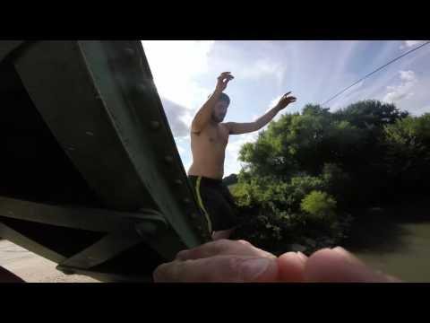Beau Bridge Jump