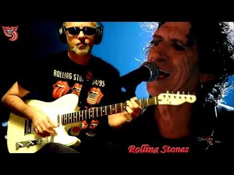 You got the Silver Subtitulada Rolling Stones & RollingBilbao Guitar Cover