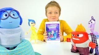 Детское приложение ГОЛОВОЛОМКА: шарики за ролики!