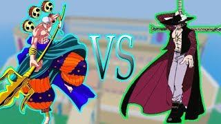 RUMBLE VS YORU V2 (WHO WILL WIN?) | BLOX PIECE | ROBLOX
