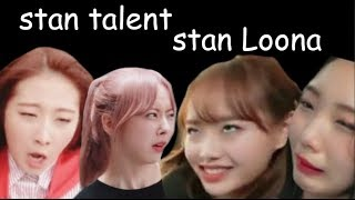 A memeful intro to Loona OT12