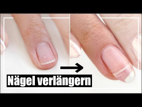 NÄGEL leicht selber VERLÄNGERN ⁞ Semilac Hardi Tutorial [Nail Extension at Home (English Subs)]
