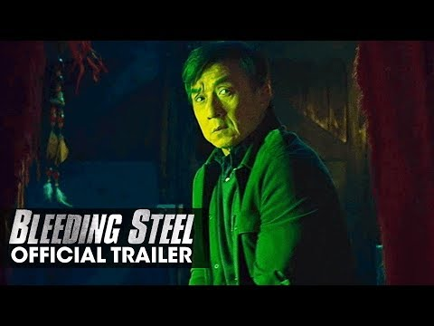 Bleeding Steel trailer