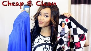 Cheap & Clean Chinese Fashion Haul   Dresslily, NastyDress, Rosegal, Rosewholesale