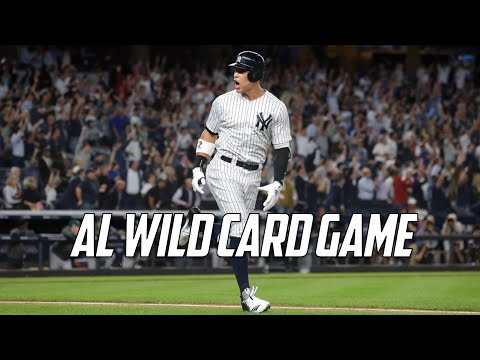 Mlb 2018 Al Wild Card Game Highlights Oak Vs Nyy