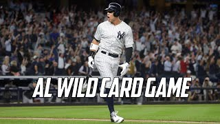 MLB | 2018 AL Wild Card Game Highlights (OAK vs NYY)