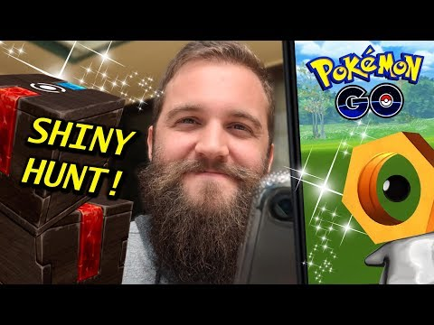 SHINY MELTAN CHECKS (2 MYSTERY BOX THIS TIME) - POKEMON GO MYTHICAL SHINY HUNT! thumbnail