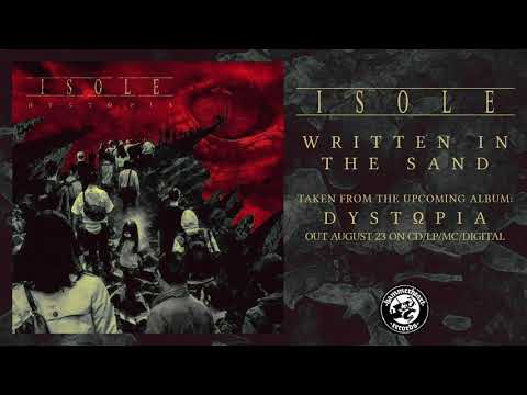 Isole - Written In The Sand