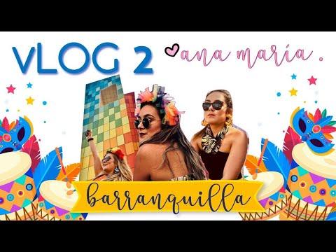 CARNAVAL DE BARRANQUILLA 2019-Part 2 😈| AnaMa