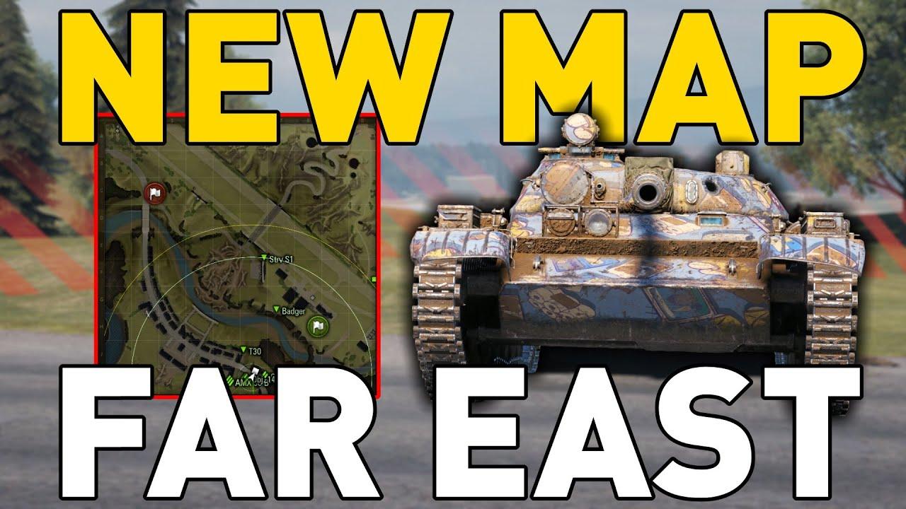 NEW MAP: FAR EAST - World of Tanks