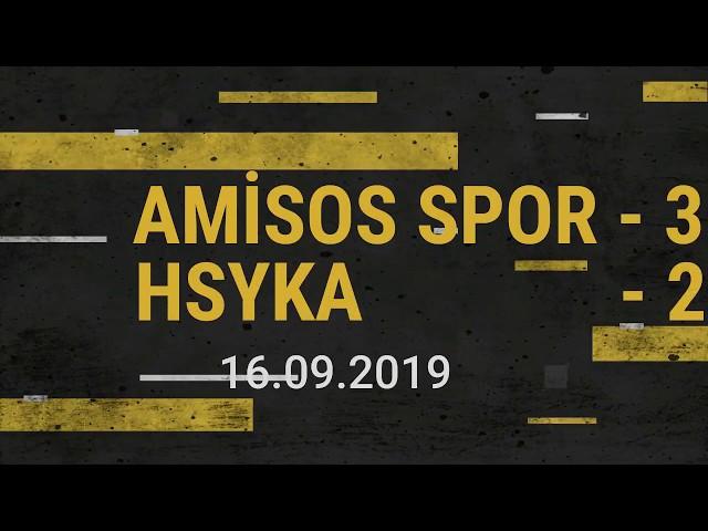 AMİSOS SPOR  &  HSYKA