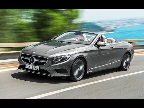 mercedes s class cabriolet review interior driving. Black Bedroom Furniture Sets. Home Design Ideas
