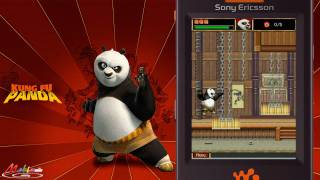 [HD] EA Mobile Kung Fu Panda Java Game