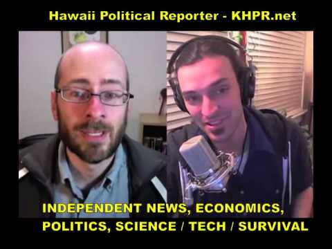 Hawaii Political Reporter 4/8/14 Good News, NSA Spying Extent , Federal Reserve 100