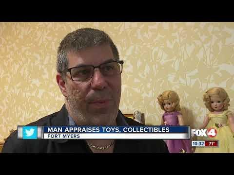 Man Appraises Toys, Collectibles