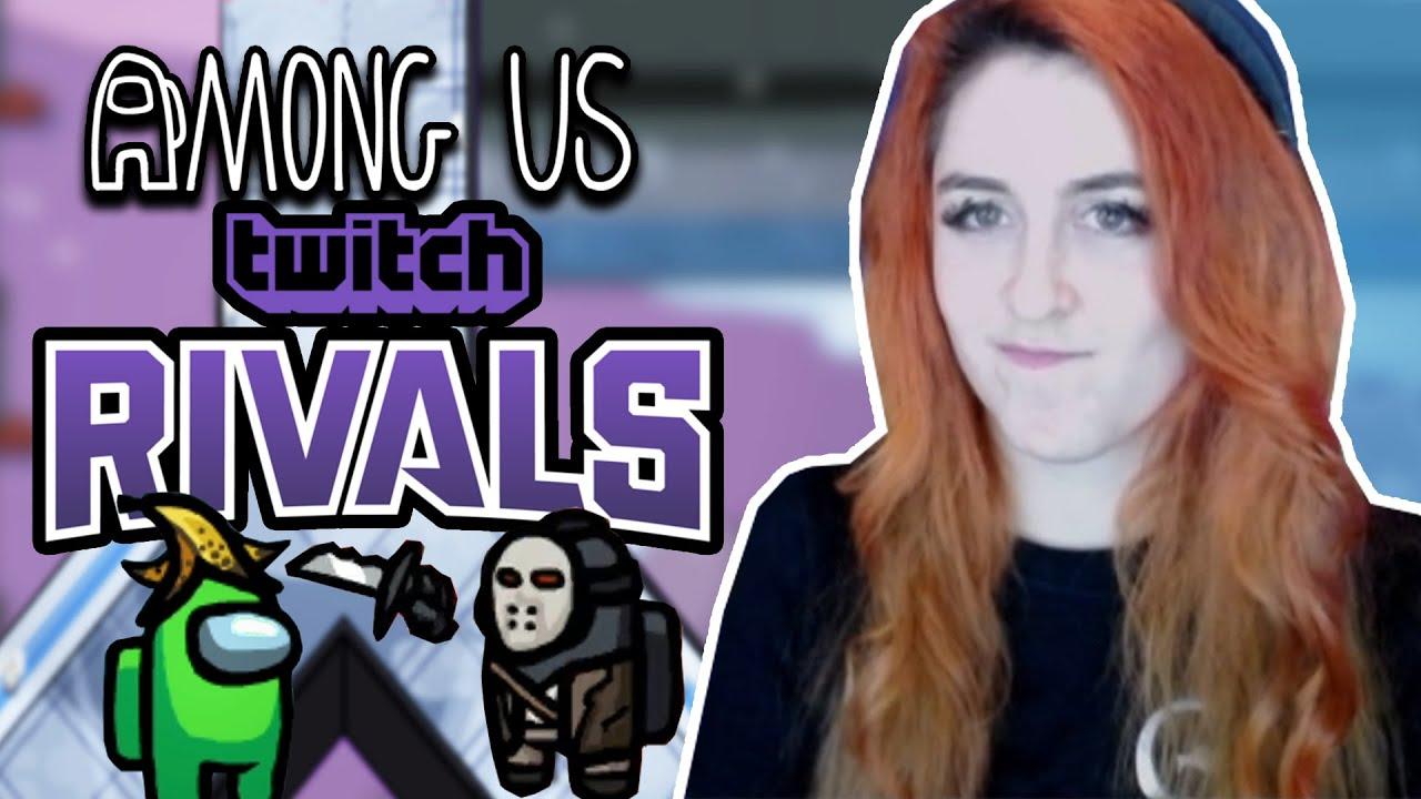 DHALU snackt mich DREIST im Dunkeln | MIRA | Twitch Rivals Among Us Turnier