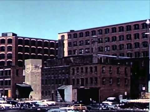 1950s Urban Renewal: The Dynamic American City (1956) - CharlieDeanArchives / Archival Footage