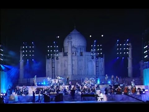 Yanni  - Tribute - Taj Mahal, India
