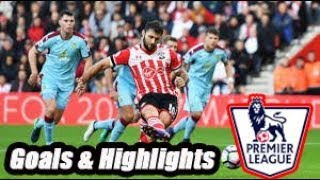 Southampton vs Burnley - Goals & Highlights - Premier League 18-19