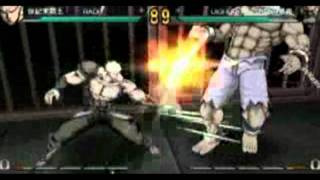 Hokuto no Ken Raoh Gaiden Ten no Haoh PSP Gameplay (北斗の拳 ラオウ外伝 天の覇王)