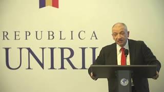 """""""Republica Unirii"""" incheiere Sergiu Mocanu"""
