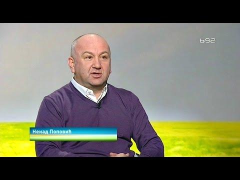 """Nenad Popović u """"Dobroj zemlji"""" TV B92"""
