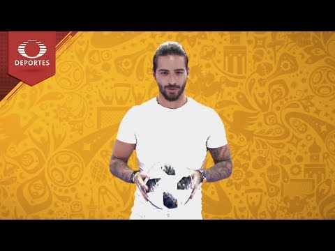 Maluma: #VamosConTodo A Rusia 2018 | Televisa Deportes